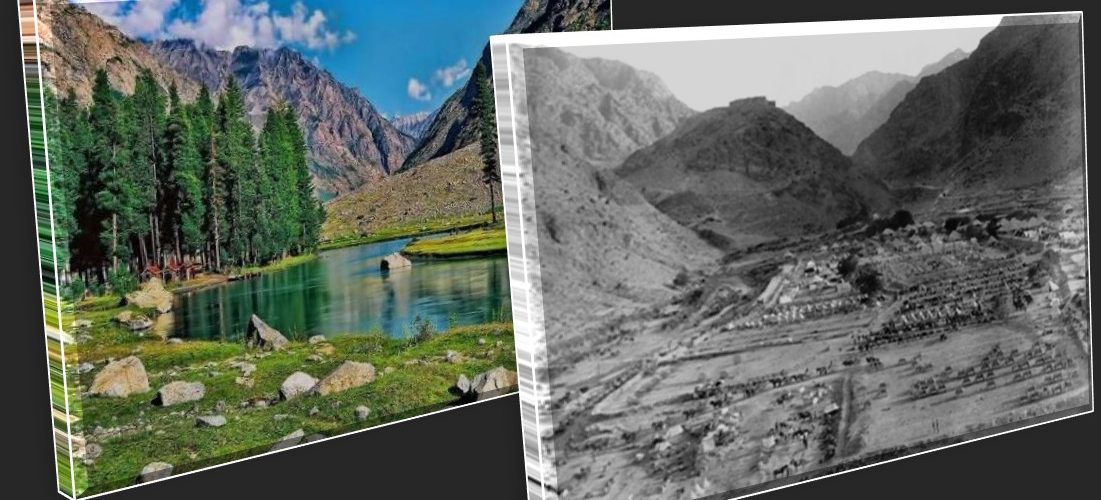 Swat valley through the ages