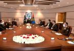 Khan visited ISI HQ