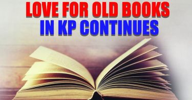 Old Books in KP